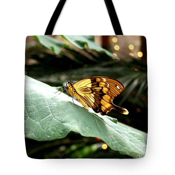 Beautiful Blessings Tote Bag by Kathy  White