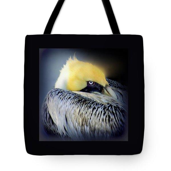 BEAUTIFUL DREAMER Tote Bag by KAREN WILES
