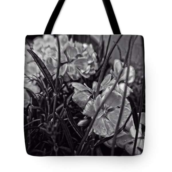 Beautiful Floral Blossoms Tote Bag by Michael Braham
