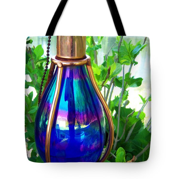 Beautiful Reflections Tote Bag by Kathy Clark