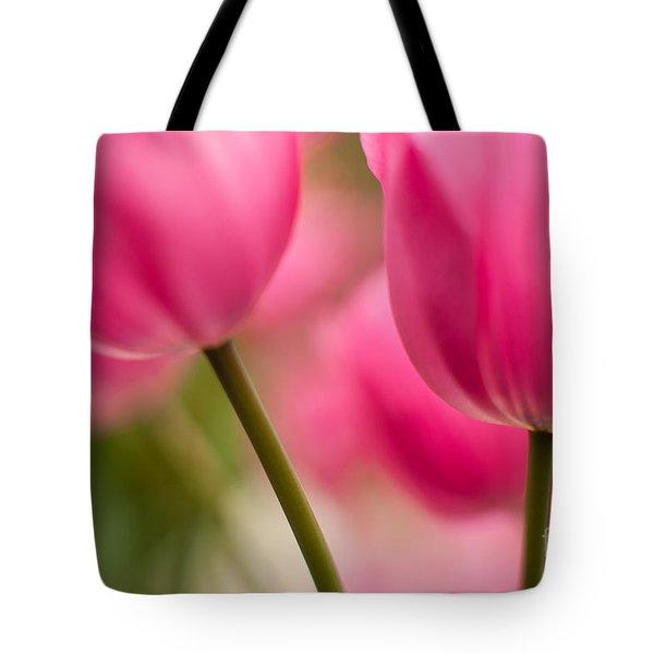 Beautiful Stems Tote Bag by Mike Reid