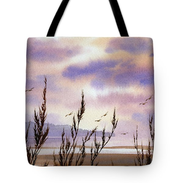 Beautiful World Tote Bag by James Williamson