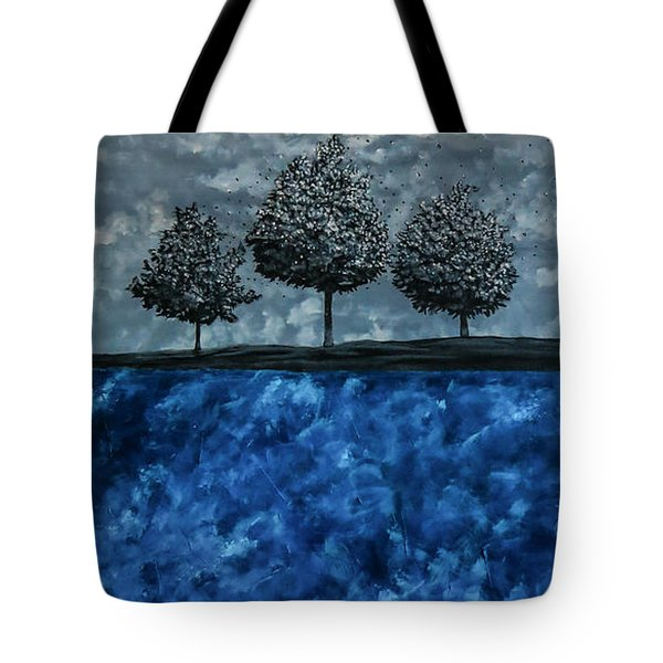 Beauty In The Breakdown Tote Bag by Joel Tesch