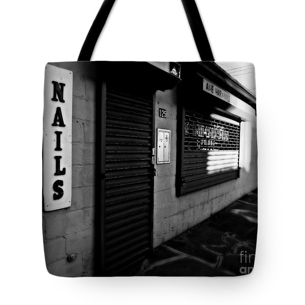 Beauty Is In The Eye Of The Beholder Tote Bag by James Aiken