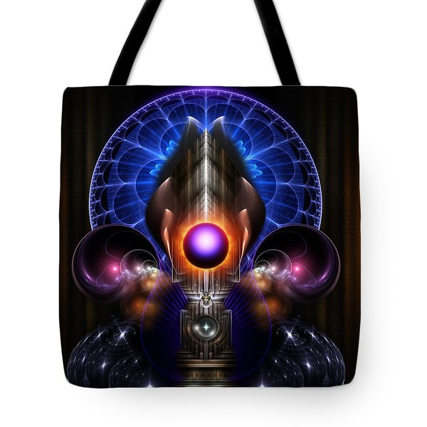 Beauty Of Tinious Tote Bag by Rolando Burbon
