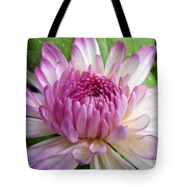 Beauty With Double Identity Tote Bag by Lingfai Leung