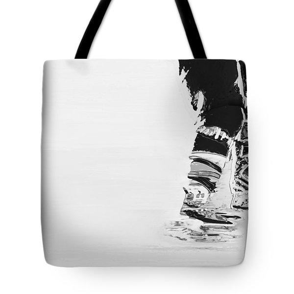 Becomes The Ice Tote Bag by Karol Livote
