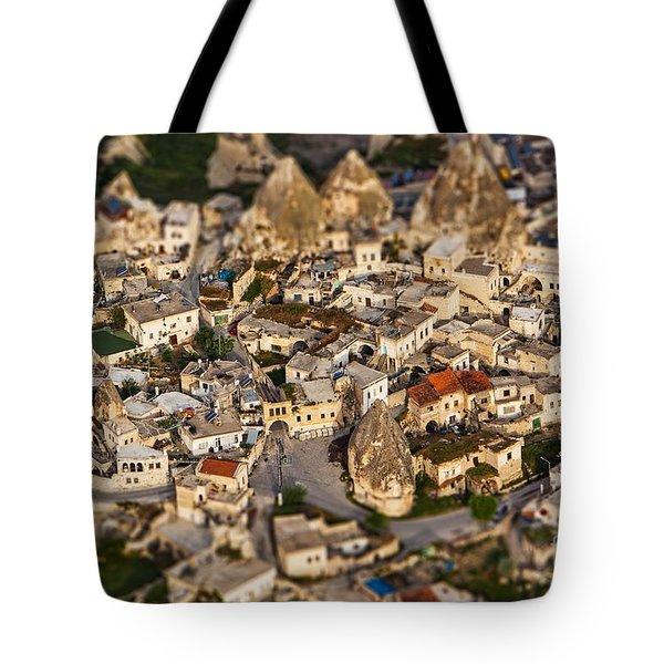 Bedrock Tote Bag by Andrew Paranavitana
