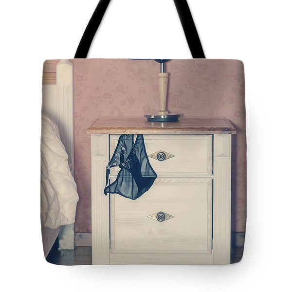 bedroom Tote Bag by Joana Kruse
