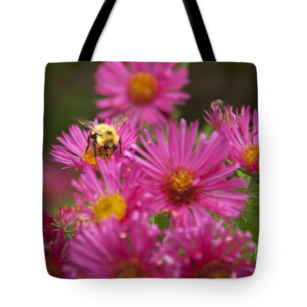 Bee Tote Bag by Alana Ranney