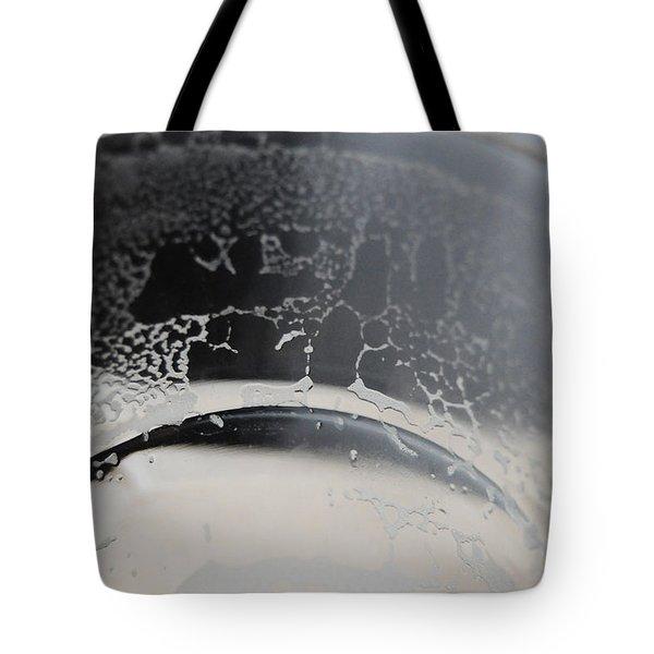 Beer Residue Tote Bag by Paulette B Wright