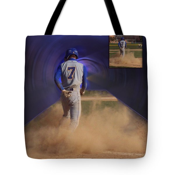 Before And After Sample Art 24 Tote Bag by Thomas Woolworth
