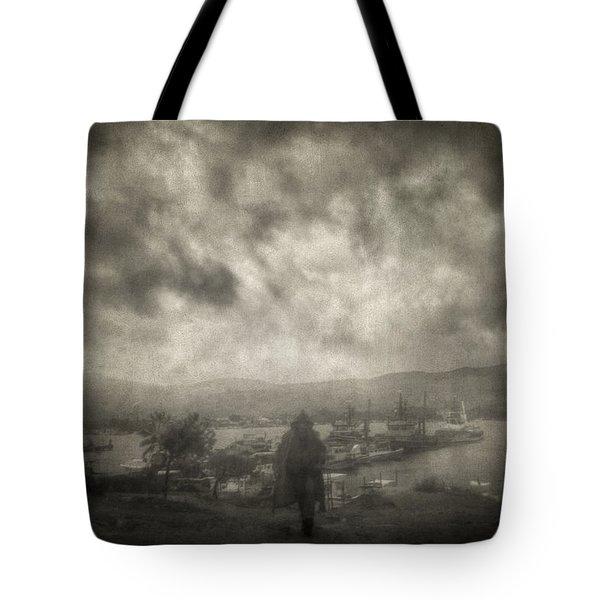 Before Storm Tote Bag by Taylan Soyturk