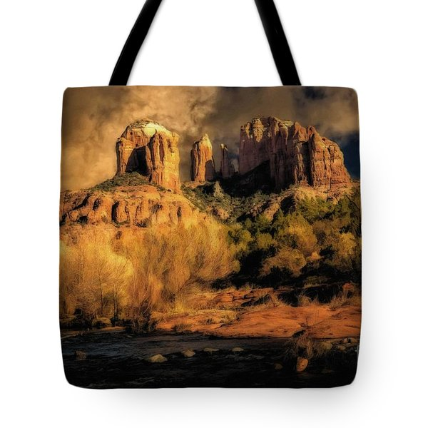 Before The Rains Came Tote Bag by Jon Burch Photography