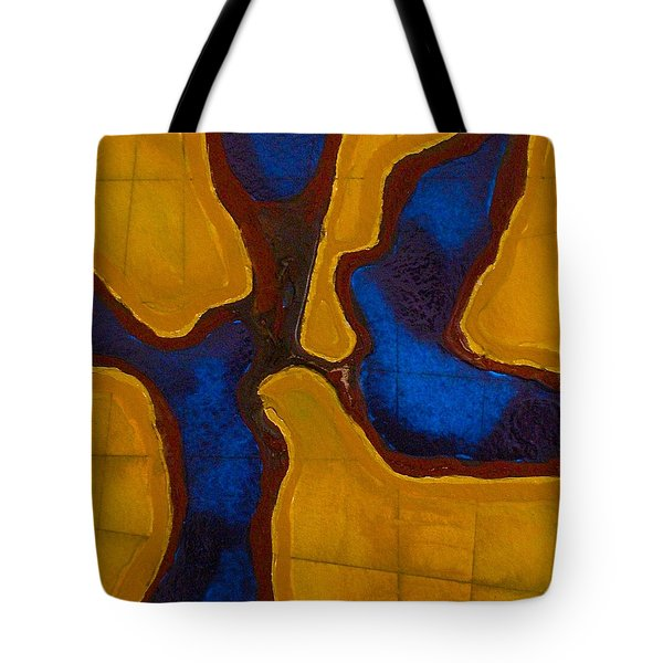 Before The Wind Tote Bag by Sandra Gail Teichmann-Hillesheim