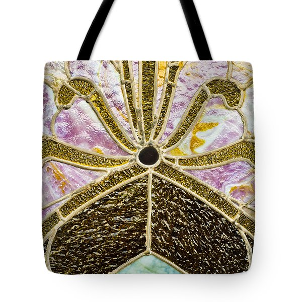 Behind The Glass Tote Bag by Christi Kraft