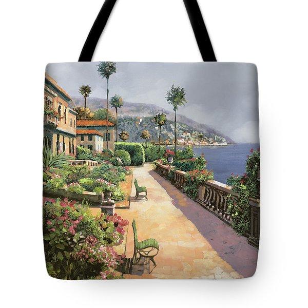 Bella Amalfi Tote Bag by Guido Borelli