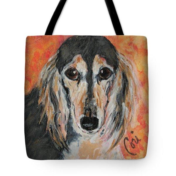 Bella Tote Bag by Cori Solomon