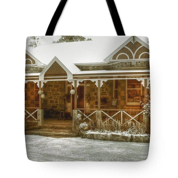 Bella Vista Tote Bag by Elaine Teague