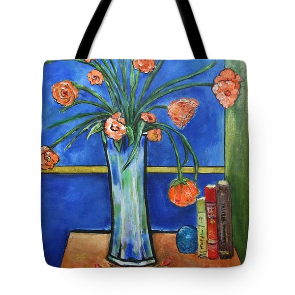 Bellini Tote Bag by Chaline Ouellet