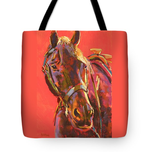 Benny Tote Bag by Mary McInnis
