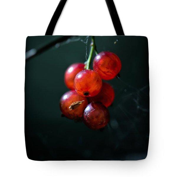 Berries Tote Bag by Leif Sohlman