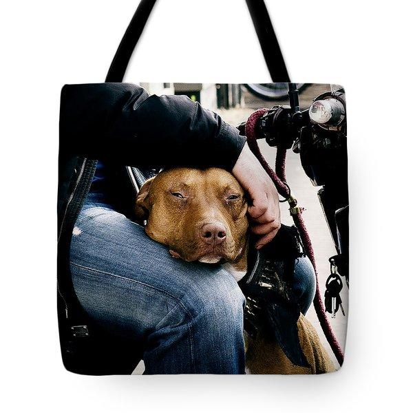 Best Pal Tote Bag by Ivy Ho