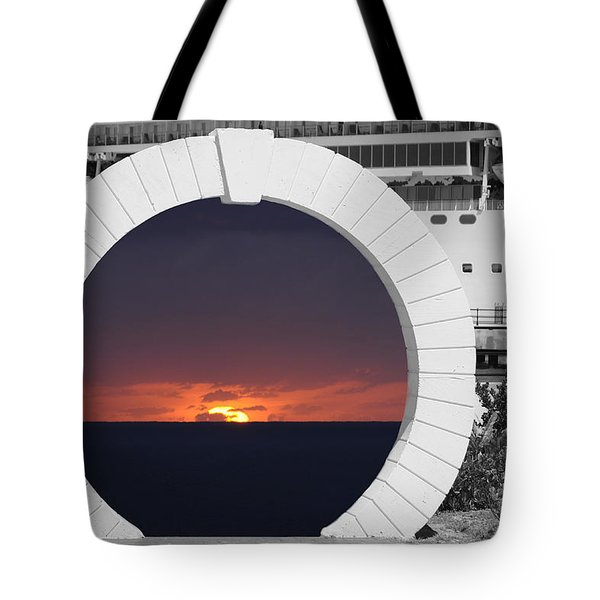 Best Wishes Tote Bag by Luke Moore