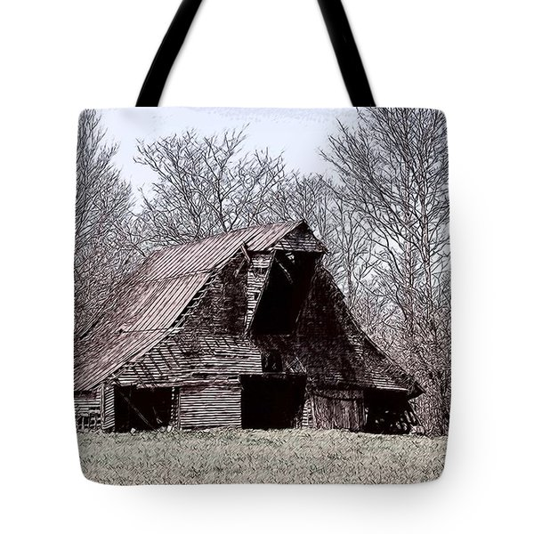 Better Days Tote Bag by Bonnie Willis