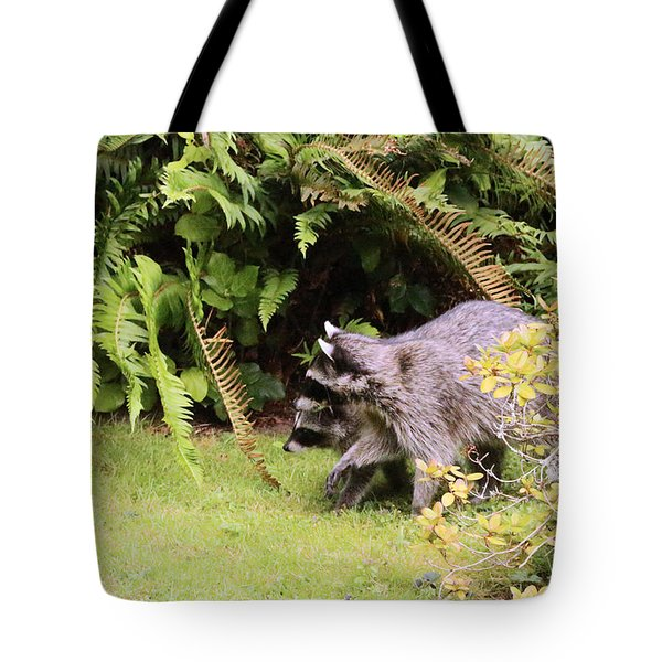Better Run Thru The Jungle Tote Bag by Kym Backland