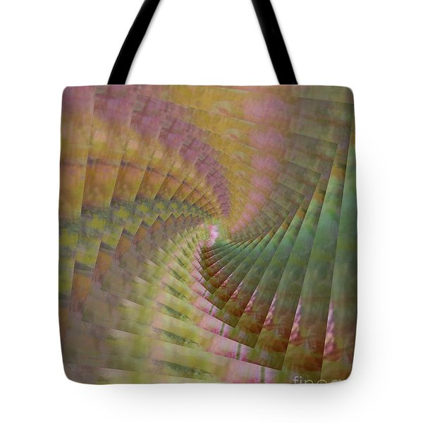 Between Heaven And Earth Tote Bag by PainterArtist FIN