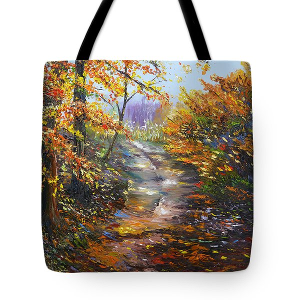 Beyond Measure Tote Bag by Meaghan Troup