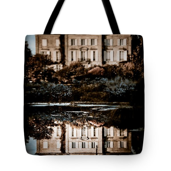 Beyond The Mirror Tote Bag by Loriental Photography