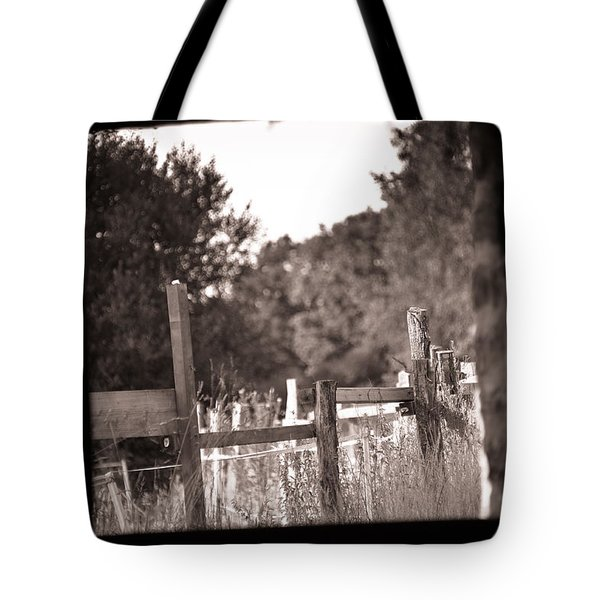 Beyond the Stable Tote Bag by Loriental Photography