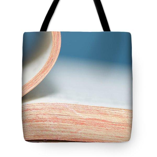 Bibliophile Tote Bag by Lisa Knechtel