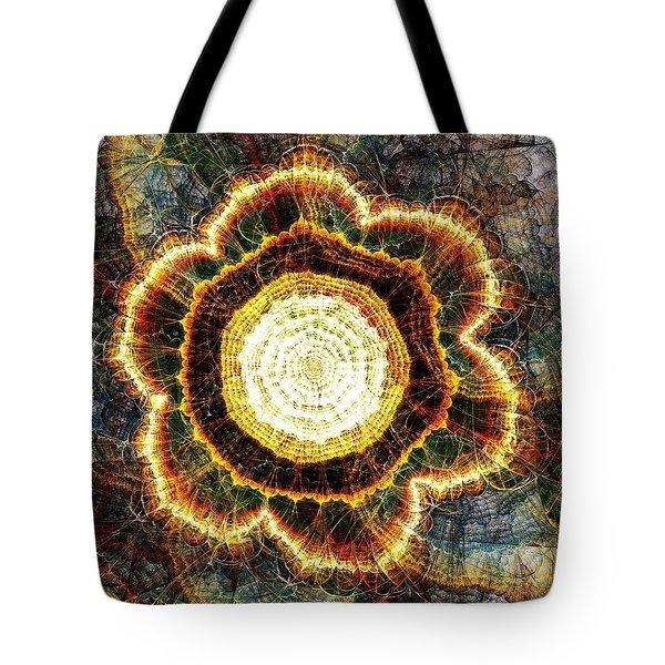 Big Bang Tote Bag by Anastasiya Malakhova