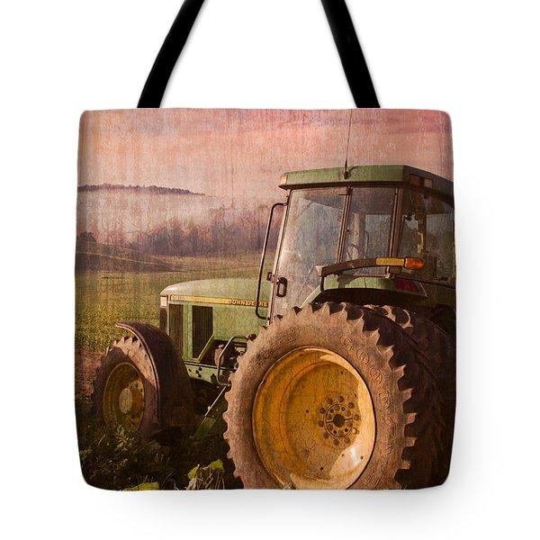 Big John Tote Bag by Debra and Dave Vanderlaan