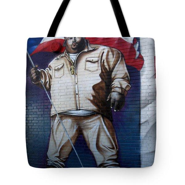 Big Pun Tote Bag by RicardMN Photography