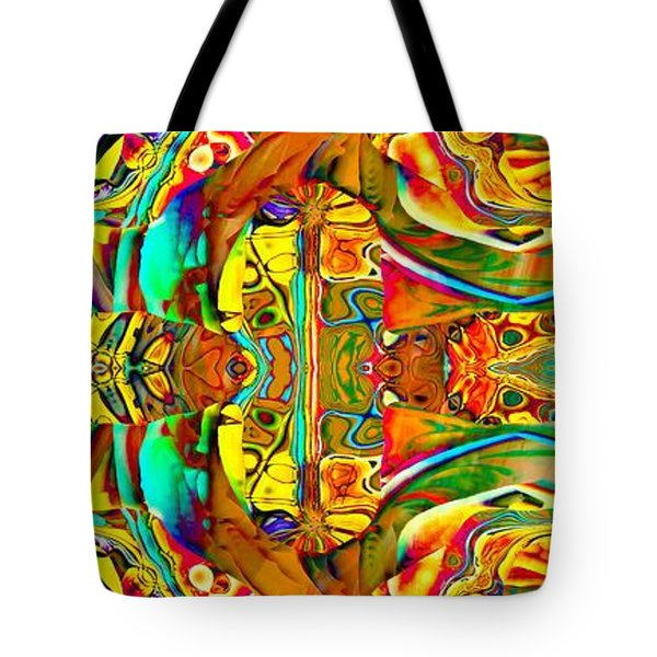 Big Rock Candy Mountain Tote Bag by Amanda Moore