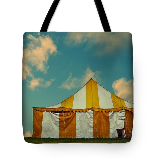 Big Top Tote Bag by Laura Fasulo