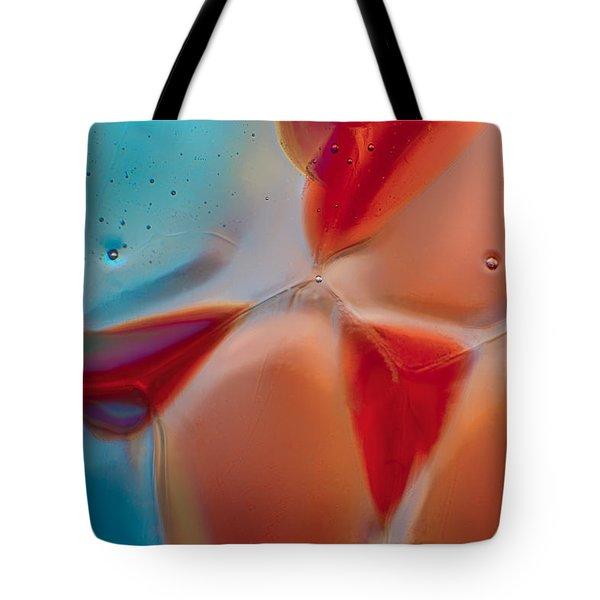 Bikini Bottom Tote Bag by Omaste Witkowski