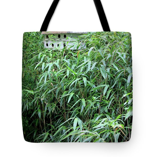 Birdhouse Collection II Tote Bag by Suzanne Gaff