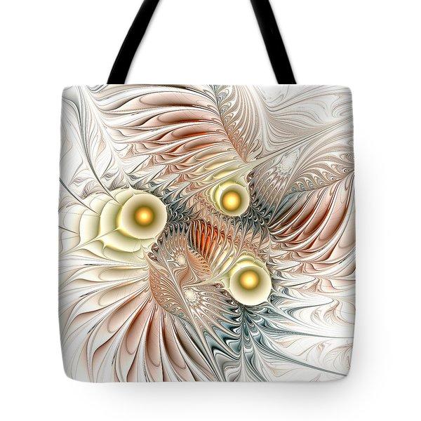 Birds Of Paradise Tote Bag by Anastasiya Malakhova
