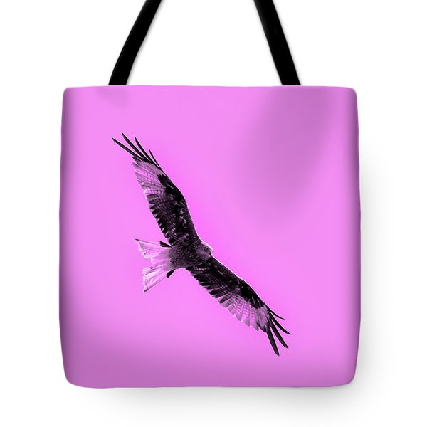 Birds Of Prey Tote Bag by Toppart Sweden