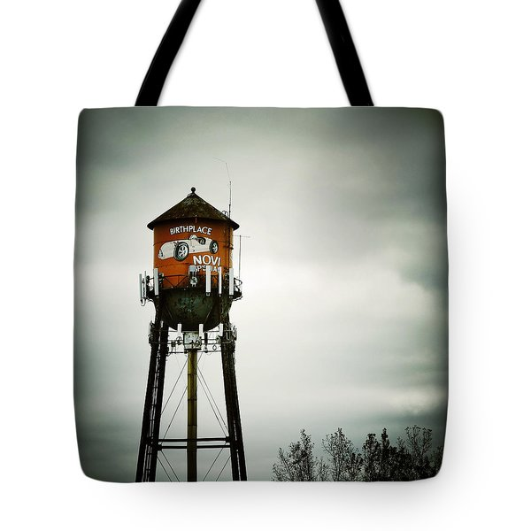 Birthplace Novi Special Tote Bag by Natasha Marco
