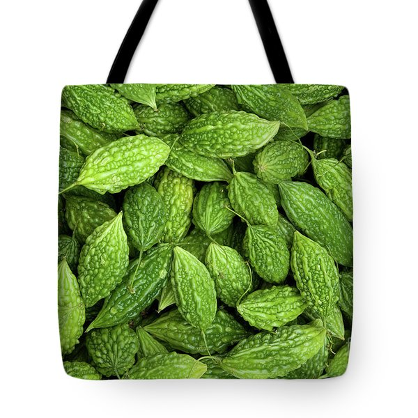 Bitter Melons Tote Bag by Rick Piper Photography