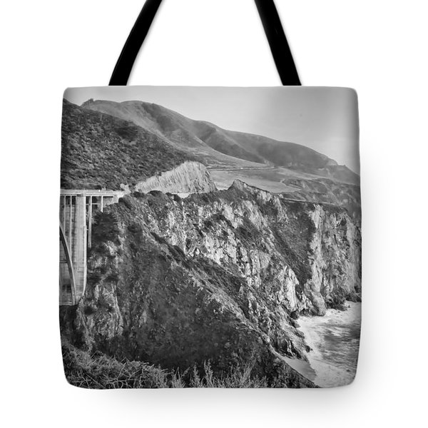 Bixby Overlook Tote Bag by Heather Applegate