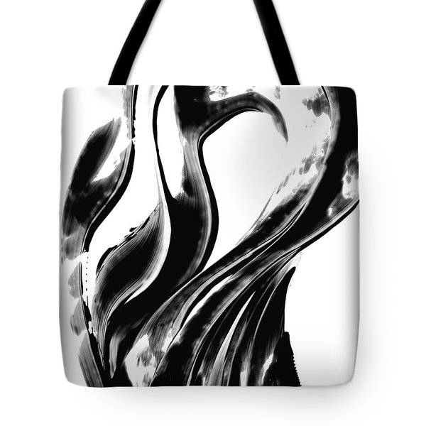 Black Magic 306 By Sharon Cummings Tote Bag by Sharon Cummings