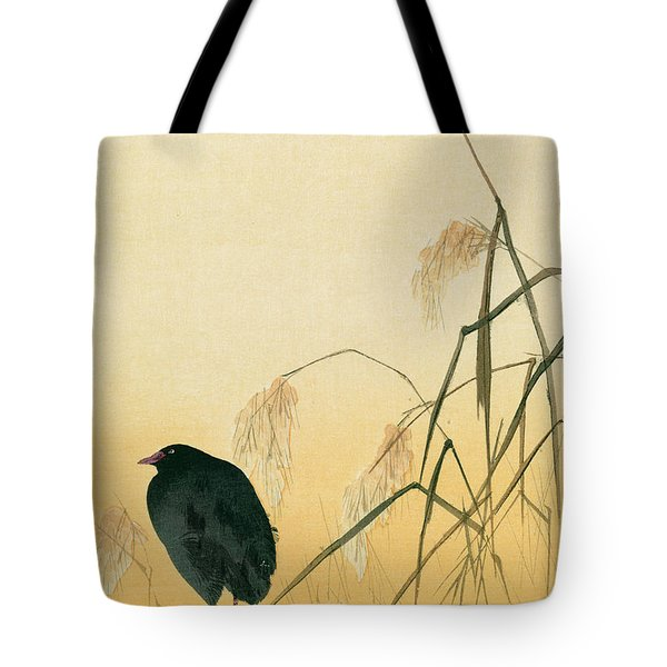 Blackbird Tote Bag by Japanese School