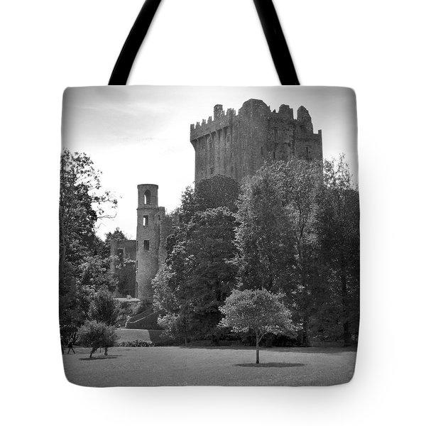 Blarney Castle Tote Bag by Mike McGlothlen